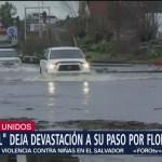 Imágenes de la destrucción causada por huracán Michael