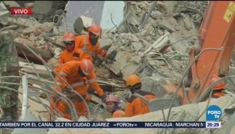 Imágenes Devastación Indonesia Terremoto Tsunami Temblor