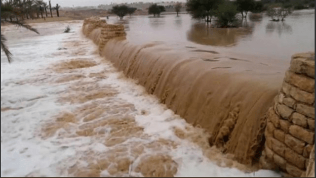 Jordania: Al menos catorce muertos y 22 heridos por lluvias