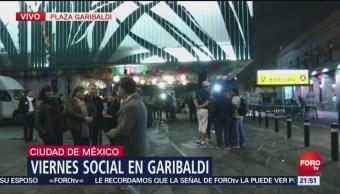 Invitan Capitalinos Disfrutar Garibaldi Cdmx Turismo