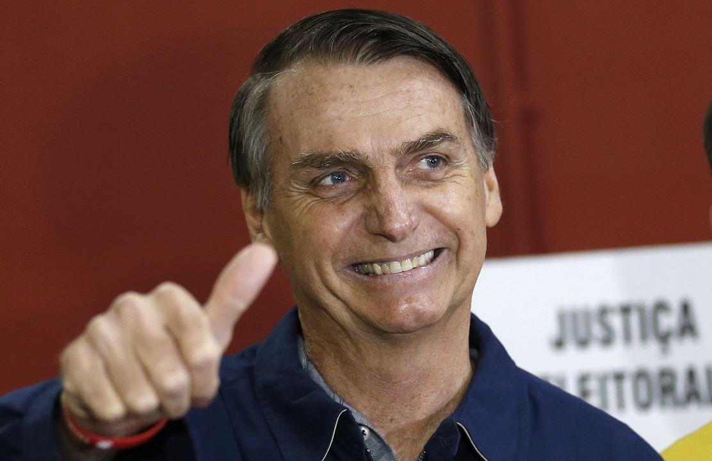 Bolsonaro confía ganar elecciones en Brasil