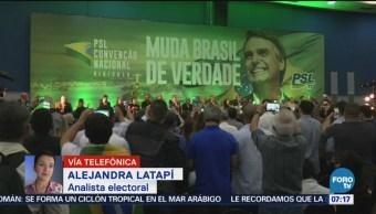 Jair Bolsonaro podría imponer un régimen casi militar