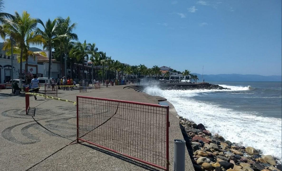 Clima Jalisco; construyen Centro de Emergencia para Ciclones
