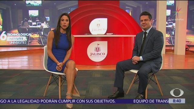 Jalisco cerrará 2018 con más de 410 mil empleos: Aristóteles Sandoval