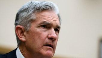 Panorama de economía de EU es positiva, afirma Fed