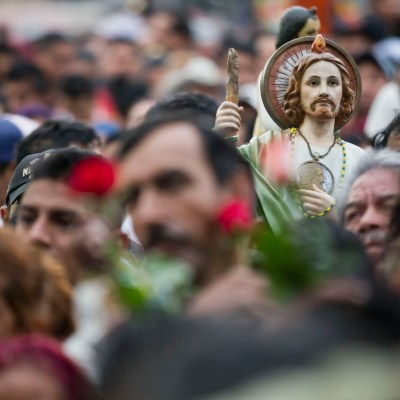 ¿Por qué Judas Tadeo es el santo de las causas perdidas y a qué se debe su devoción en México?