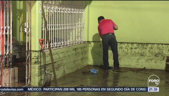 Inundaciones Ecatepec, Estado De México