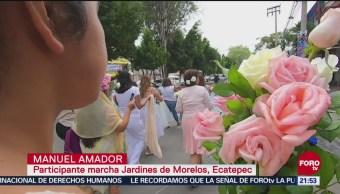Piden Alto Feminicidios Estado De México Ecatepec