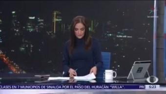 Las noticias, con Danielle Dithurbide: Programa del 22 de octubre del 2018