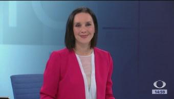 Las Noticias, con Karla Iberia: Programa del 25 de octubre de 2018