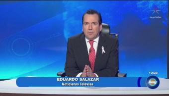 Las noticias con Lalo Salazar en Hoy del 23 de octubre del 2018