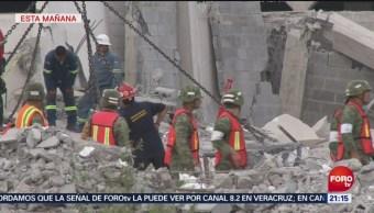 Rescatan Cuerpo Último Trabajador Monterrey, Nl