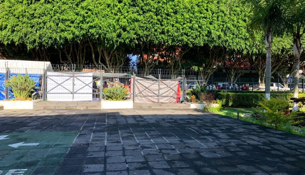 Legisladores de Morena toman Congreso de Veracruz