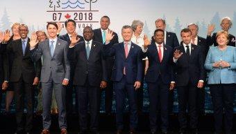 G7 apoya compromiso de Argentina con reformas préstamo FMI