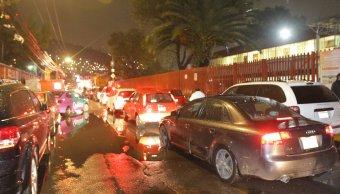 Llueve en diez alcaldías de CDMX, clima hoy, 16 de octubre