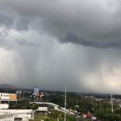 Emiten alerta gris en Veracruz por frente frío