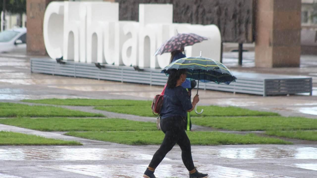 Clima Chihuahua; emiten alerta amarilla por frío y lluvias
