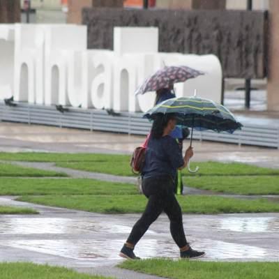 Emiten alerta amarilla en Chihuahua por frío y lluvias