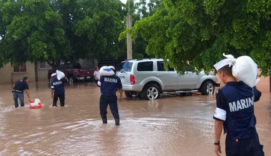 Clima Sonora hoy; Sergio podría entrar como tormenta tropica