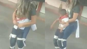 Maestra cumple alumno problemas motrices sueño bailar