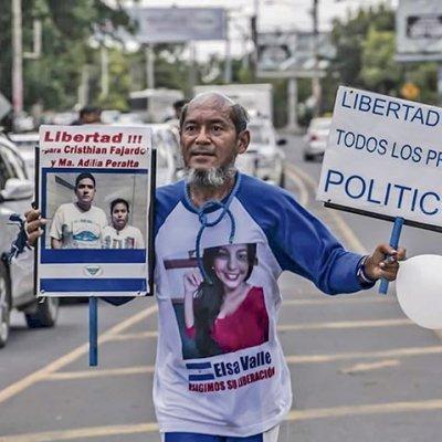 Detienen por quinta vez a maratonista que corre contra Ortega en Nicaragua