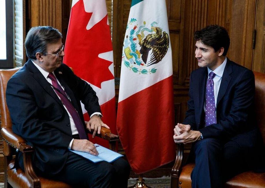 Canadá en disposición de trabajar con el próximo gobierno: Ebrard
