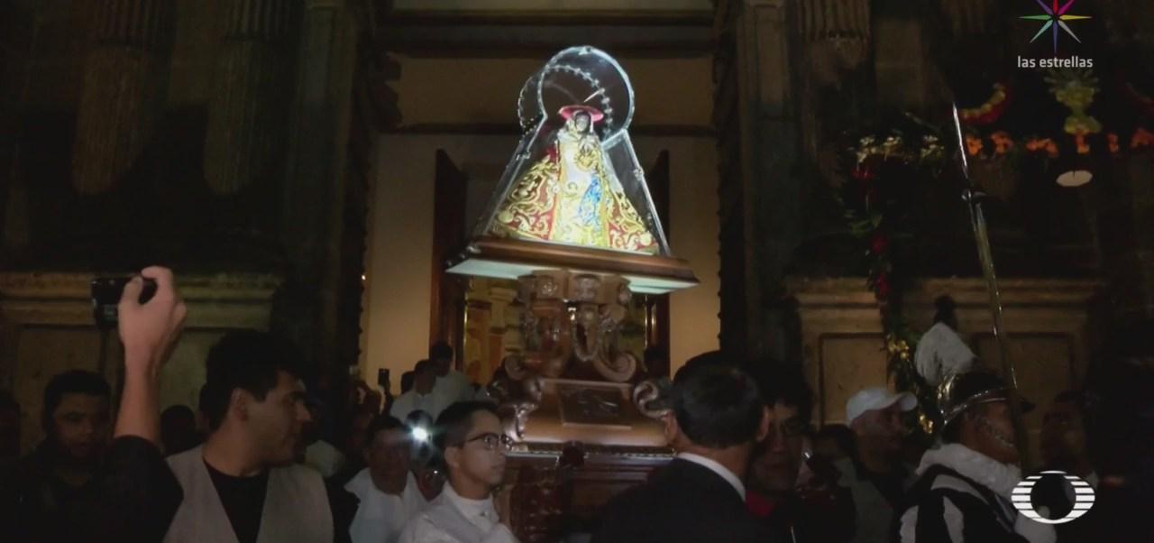Millones Peregrinos Visitan Virgen Zapopan Jalisco