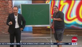 Matutino Express del 16 de octubre con Esteban Arce