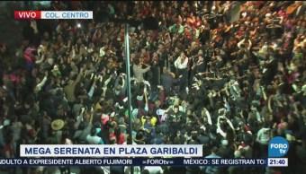 Mega Serenata Plaza Garibaldi Músicos CDMX