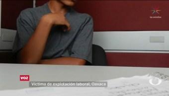 Menores Obligados Trabajar Calles Oaxaca Bajo Custodia DIF