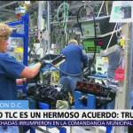 México, Canadá y Estados Unidos alcanzan acuerdo comercial