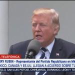 México, Canadá y EU llegan a acuerdo sobre TLCAN