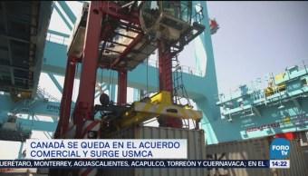 México, EU y Canadá concretan acuerdo comercial