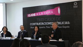 México Evalúa reporta fallas en contrataciones públicas