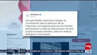 México Ofrece Apoyo Inmigrantes