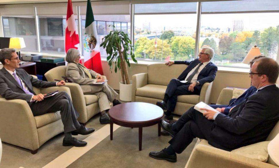 México siempre será un importante socio para Canadá: Jim Carr