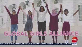 Michelle Obama Comparte Video Día Internacional Niña