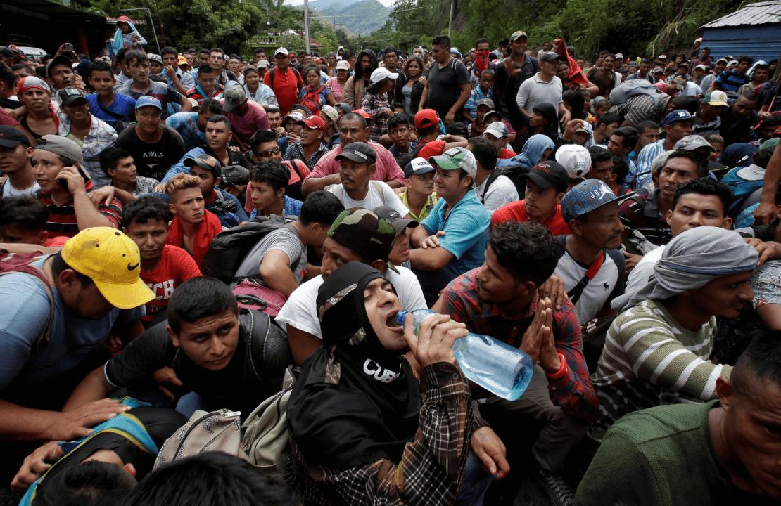 Caravana migrantes: Detienen en Guatemala a organizador