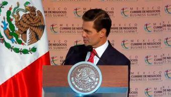 Migrantes deben iniciar trámite legal: Peña Nieto