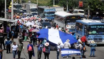 Habilitarán centro de acopio para migrantes en el Zócalo de la CDMX