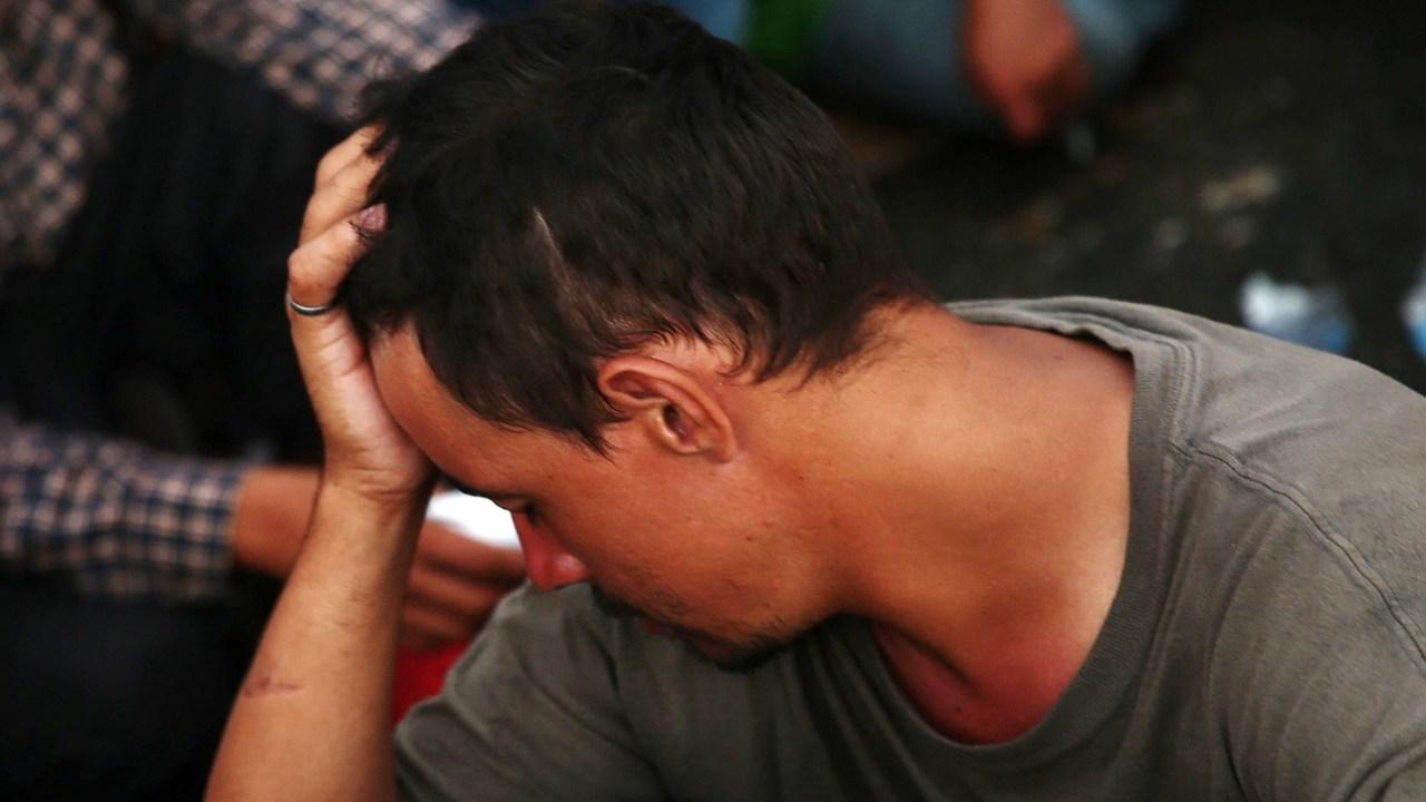 Caravana de migrantes hondureños: Así son los riesgos en su trayecto