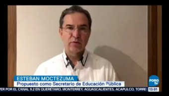 Moctezuma Astudillo Lamentan Suspensión Foro De Educación