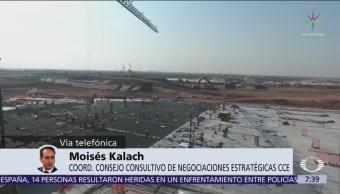 Moisés Kalach Acuerdo comercial EU-México-Canadá balanceado