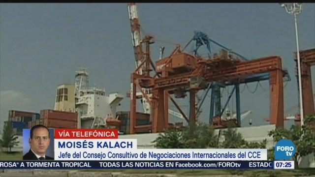Moisés Kalach Pragmatismo permitió nuevo acuerdo comercial