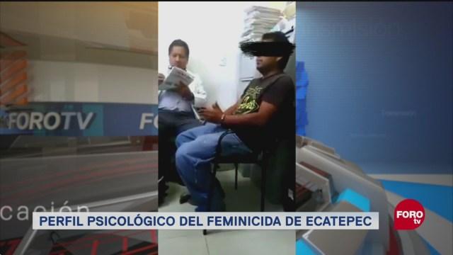 Monstruo Ecatepec Producto Sociedad Machista Feminicida