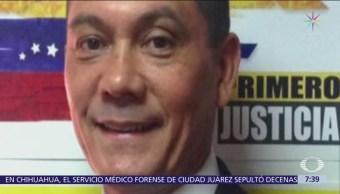 Muere acusado por atentado con drones contra Nicolás Maduro
