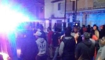 Suman 5 muertos por balacera en un bar en Naucalpan, Edomex