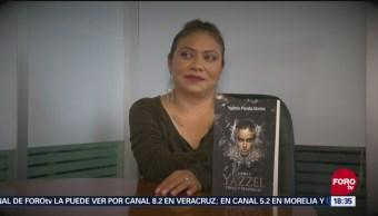 Mujer policía y bombero de Puebla también es escritora