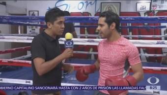 Mujeres boxean contra el cáncer de mama en CDMX