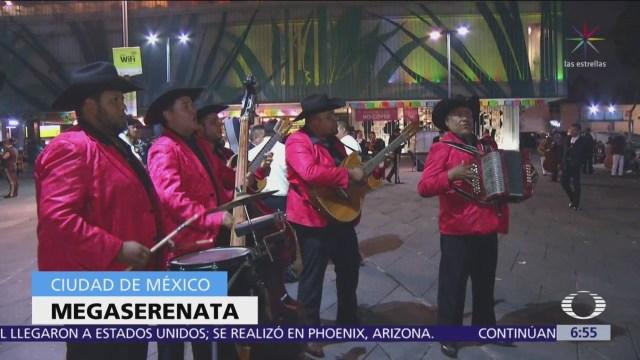 Músicos dan serenata en Plaza Garibaldi recuperar ambiente